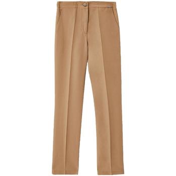 Abbigliamento Donna Pantaloni Liujo WA1299T4818 biscotto