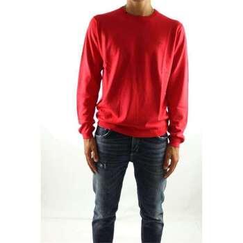 Abbigliamento Uomo Maglioni Sun68 27147A rosso