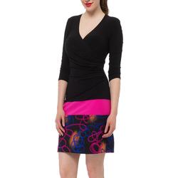 Abbigliamento Donna Vestiti Ribkoff 183546A nero