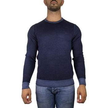 Abbigliamento Uomo Maglioni Sun68 K28109 blu