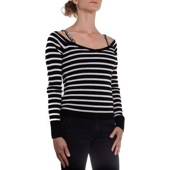 Abbigliamento Donna Maglioni Liujo MF0133MA68J bianco