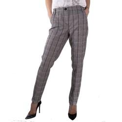 Abbigliamento Donna Chino Lineaemme Marella 51360398 grigio