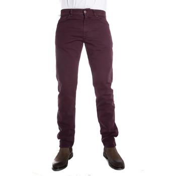Abbigliamento Uomo Jeans slim Harmont E Blaine WNE001053027 bordeaux