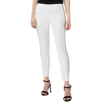Abbigliamento Donna Chino Liujo IA0080T7896 bianco