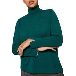 Abbigliamento Donna Maglioni Persona 1364319 verde scuro
