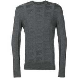 Abbigliamento Uomo Maglioni Armani 6Z1MY31MTQZ grigio