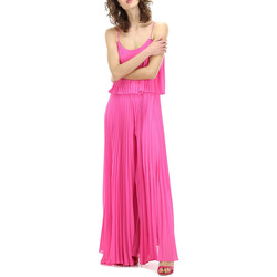 Abbigliamento Donna Abiti lunghi Liujo IA1054T4776 fuxia