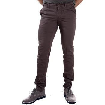 Abbigliamento Uomo Chino Woolrich W0PAN1111 grigio