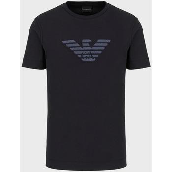 Abbigliamento Uomo T-shirt maniche corte Armani 3K1TC31JULZ blu