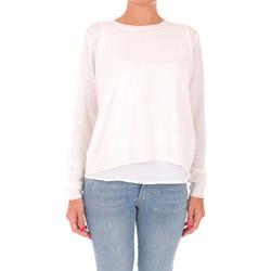 Abbigliamento Donna Maglioni Liujo M68021MA14G bianco