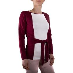 Abbigliamento Donna Gilet / Cardigan Lineaemme Marella 53660199 bordeaux