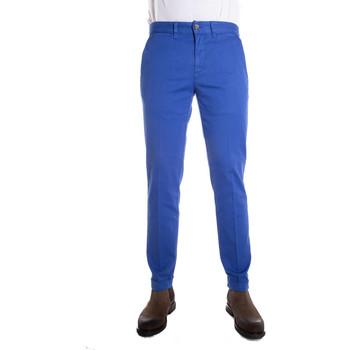 Abbigliamento Uomo Chino Jeckerson P00UPA046 azzurro