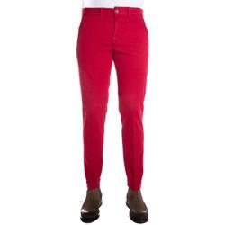 Abbigliamento Uomo Chino Jeckerson P00UPA046 rosso