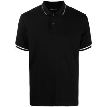 Abbigliamento Uomo Polo maniche corte Armani 3K1FA41JPTZ nero