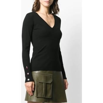 Abbigliamento Donna Maglioni Liujo M69124MA99E nero