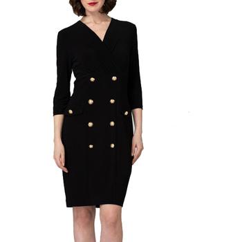 Abbigliamento Donna Abiti corti Ribkoff 193014A nero