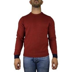 Abbigliamento Uomo Maglioni Sun68 K28119 bordeaux