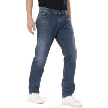 Abbigliamento Uomo Jeans dritti Harmont E Blaine WNF001059425A88 denim