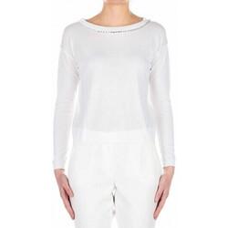 Abbigliamento Donna Maglioni Liujo MA0111MA21I bianco