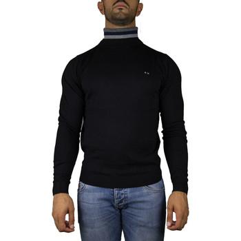 Abbigliamento Uomo Maglioni Sun68 K28114 nero