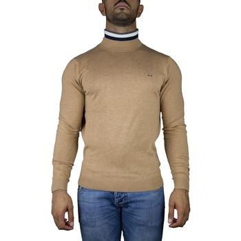 Abbigliamento Uomo Maglioni Sun68 K28114 beige
