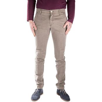 Abbigliamento Uomo Chino Entre Amis 8344872 beige