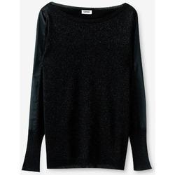 Abbigliamento Donna Maglioni Liujo M68107MA32H nero