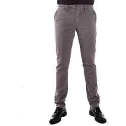 Abbigliamento Uomo Chino Teleria Zed ROBIN FNS mastice