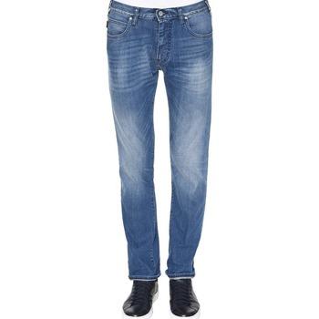 Abbigliamento Uomo Jeans slim Armani 3Z1J451D14Z denim