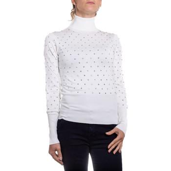 Abbigliamento Donna Maglioni Liujo IF0049MA49I bianco