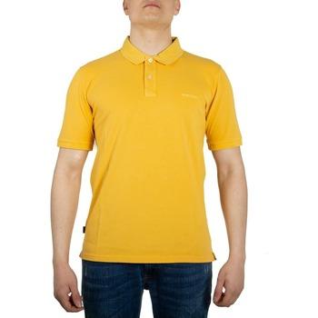 Abbigliamento Uomo Polo maniche corte Woolrich WOPO0012MR giallo