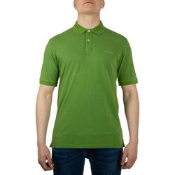 Abbigliamento Uomo Polo maniche corte Woolrich WOPO0012MR verde