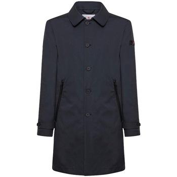 Abbigliamento Uomo giacca a vento Peuterey PEU3546 blu
