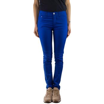 Abbigliamento Donna Chino Armani jeans A5J28DR bluette
