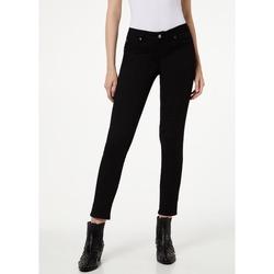 Abbigliamento Donna Jeans skynny Liujo WXX034T7144 nero