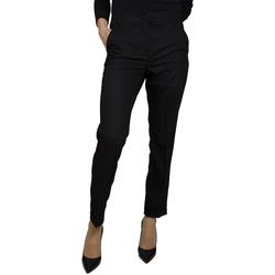 Abbigliamento Donna Chino Lineaemme Marella 51310395 nero