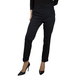 Abbigliamento Donna Chino Lineaemme Marella 51310395 blu
