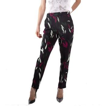Abbigliamento Donna Chino Lineaemme Marella 51362299 nero