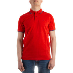 Abbigliamento Uomo Polo maniche corte Harmont E Blaine LNF010021054 rosso