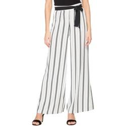 Abbigliamento Donna Pantaloni morbidi / Pantaloni alla zuava Ribkoff 192905A bianco
