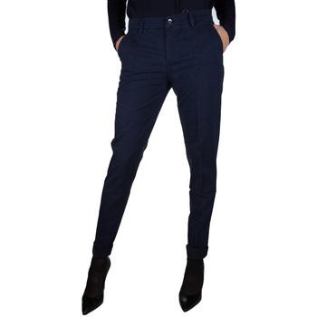 Abbigliamento Donna Chino Liujo W68320T6468 blu