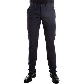 Abbigliamento Uomo Chino Armani 6G1P201N5XZ blu