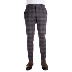 Abbigliamento Uomo Chino Entre Amis A2083451801 grigio