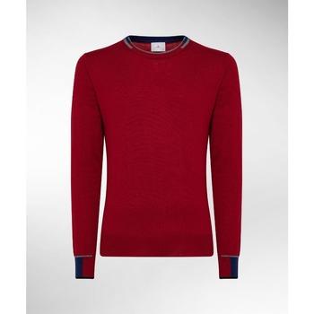 Abbigliamento Uomo Maglioni Peuterey PEU3653 rosso