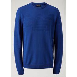 Abbigliamento Uomo Maglioni Armani 6Z1MYA1M2AZ bluette