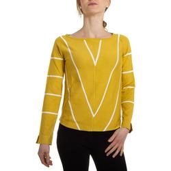 Abbigliamento Donna Maglioni Lineaemme Marella 53610205 senape