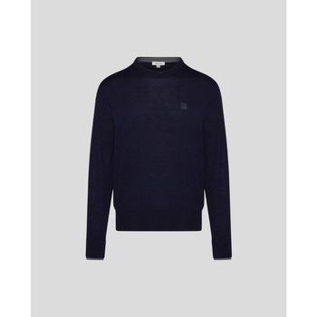 Abbigliamento Uomo Maglioni Woolrich W0MAG1860 melton blu