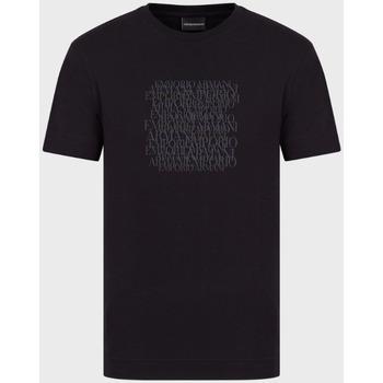 Abbigliamento Uomo T-shirt maniche corte Armani 3K1TD61JSHZ blu