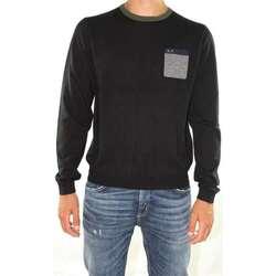 Abbigliamento Uomo Maglioni Sun68 27161A nero