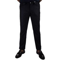Abbigliamento Uomo Pantaloni 5 tasche Jeckerson PA01ST02651 blu